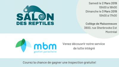 Salon des Reptiles - 2019